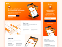 Growth App Landing Pages