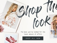 Women's Fashion Email Design