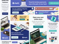 Shopify Partners Ad Banners