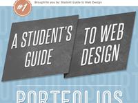 A Student's Guide to Web Design Portfolios