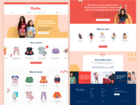 Piccolina Kids – Ecommerce Web Design