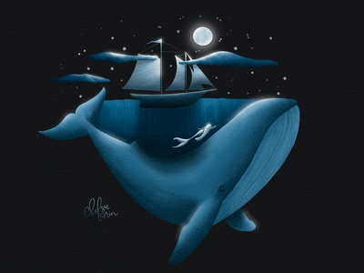 DreamWorld Series: Whale