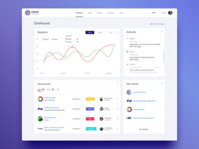 Dasboard UI/UX design web ux user ui site material interface flat design dashboard