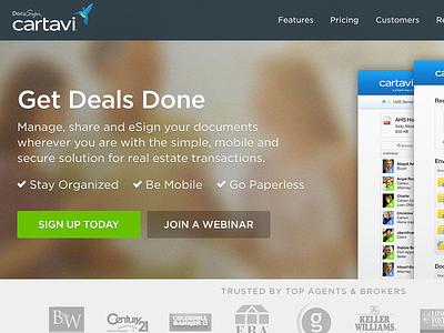 cartavi.com brand refresh