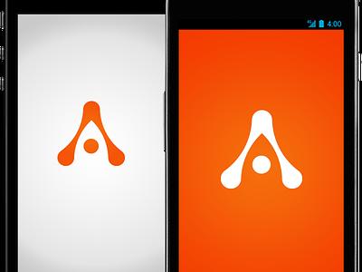 Adrenaline Mobile Logo logo mobile app