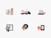 Transfix illustrations