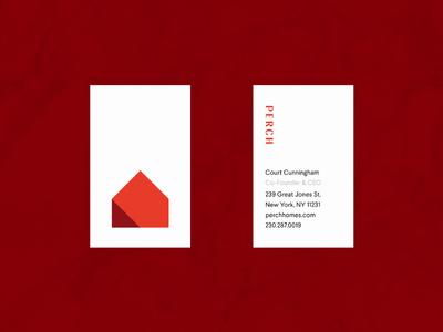 Perch Branding
