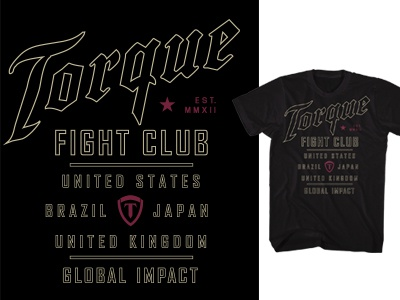 02ccd974 Fight Club Global Impact Tee by Daniel Perez - Dribbble