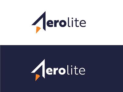 Daily Logo Challenge - Day 1 - Aerolite branding vector logo design logodesign logo illustrator icon design dailylogochallenge