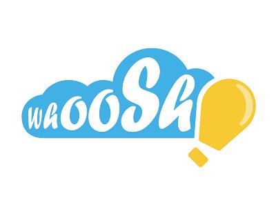 Daily Logo Challenge - Day 2 - Whoosh vector logo design logodesign logo illustrator icon design branding dailylogochallenge