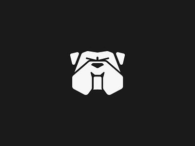 Bulldog Logo bulldog dog logo animal