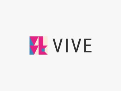 Vive Logo magazine fashion beauty logo