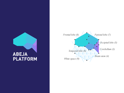 ABEJA Platform brain ai logo