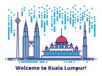 Welcome to Kuala Lumpur!