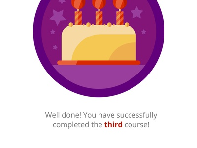 Achievement Badges figma medal gamification food badge ui icon illustration