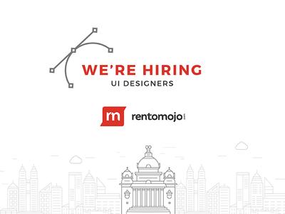 Rentomojo is Hiring UI Designers renting product ux designers ui designers designers bangalore rentomojo hiring
