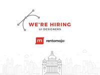Rentomojo is Hiring UI Designers