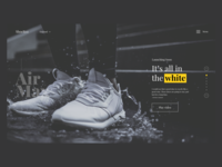 ShoeRez coming soon landing page