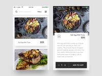 Recipe iOS Application