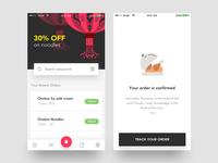 Food App - Offer & Track order