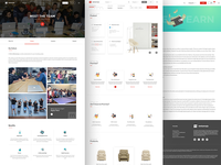 Rentomojo Web Redesign - Team, product, refer & earn