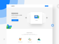 Landing page uisumo