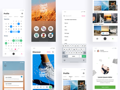 iphoneX project calendar profile ios graphic overlay versus photo edit login mockup iphonex bible app bible