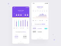 Salon app - Analytics