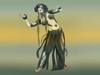Concept art character