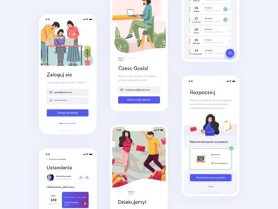 eSchool - parents' app