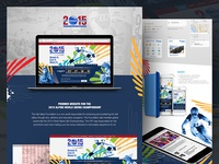 vail valley behance project