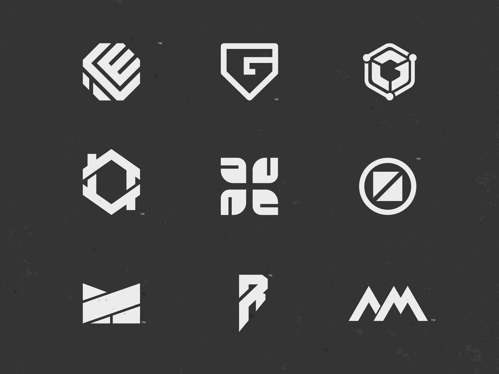 dribbble logofolio1