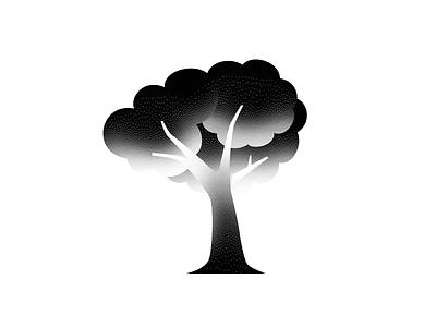 Tree gradient noise tree