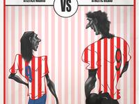 Europa League final poster 11x17