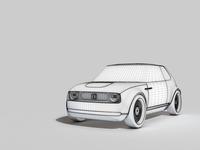 Honda Urban Ev Modeling