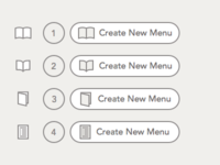 Create Menu Options