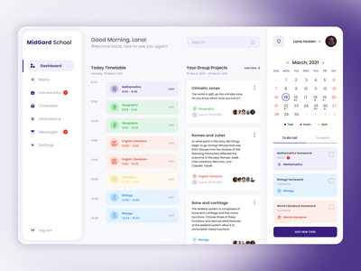 Online Learning Platform Dashboard design agency platform design learning platform design app web app dashboard ui dashboard design agency dashboard ui design ux ui minimal design