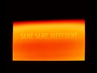 Same Same, Different