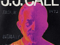 JJ Cale Poster