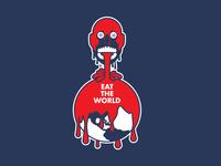 Tar Man - Eat the World