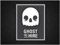 Ghost 4 Hire Logo