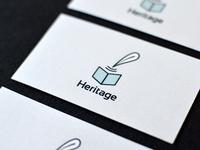 Heritage Publishers Logo