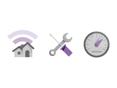 TELUS Wi-Fi Plus Illustrations