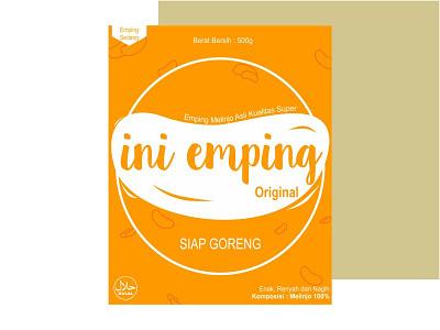 label kemasan emping labeldesign