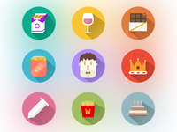 cravings icons