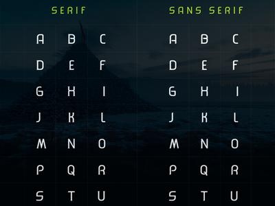 Leoscar- Free Font sans serif serif tech designer font display font type professional font cool free font font typeface