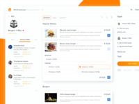 🍴 Takeaway.com Redesign Desktop