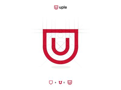 Uple Logo Breakdown
