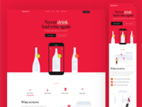 Wine Reviewer App 🍷