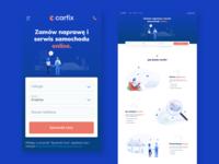 Carfix Website